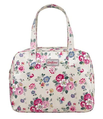 Cath Kidston Forest bunch Large Boxy Bag