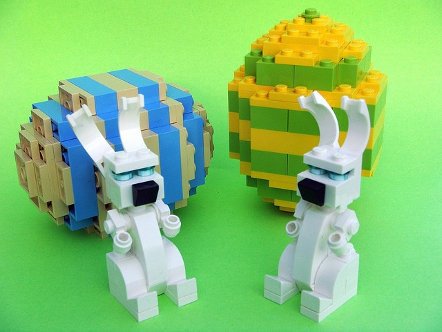 1380 best lego images on pinterest lego building lego city and lego easter bunny negle Image collections