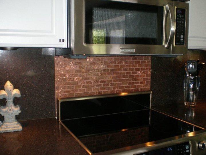 Cutting Granite Countertop For Stove : ... cut karma transformations trend countertop color granite countertops