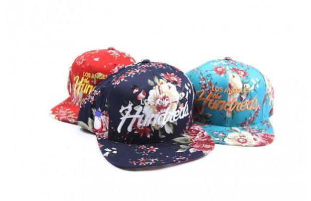 The Hundreds Feeds its Flowers Miracle-Gro for Summer 2013 Caps