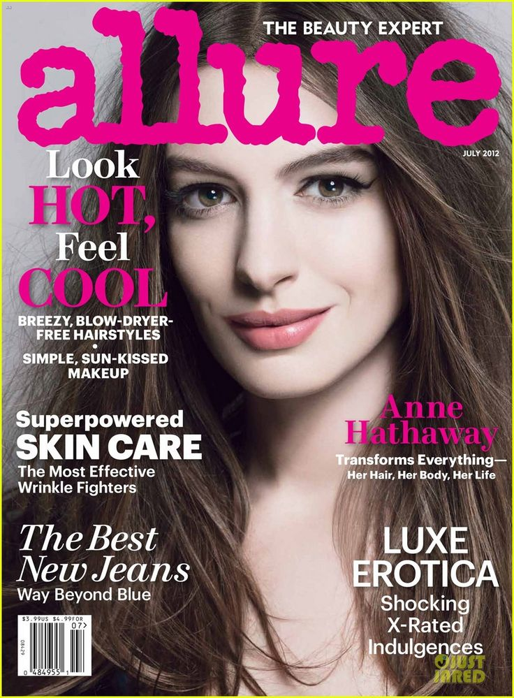 allure july 2012