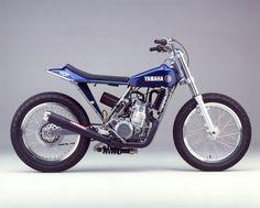 Yamaha 450 Flat Tracker