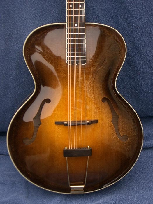 Mowry octive mandolin
