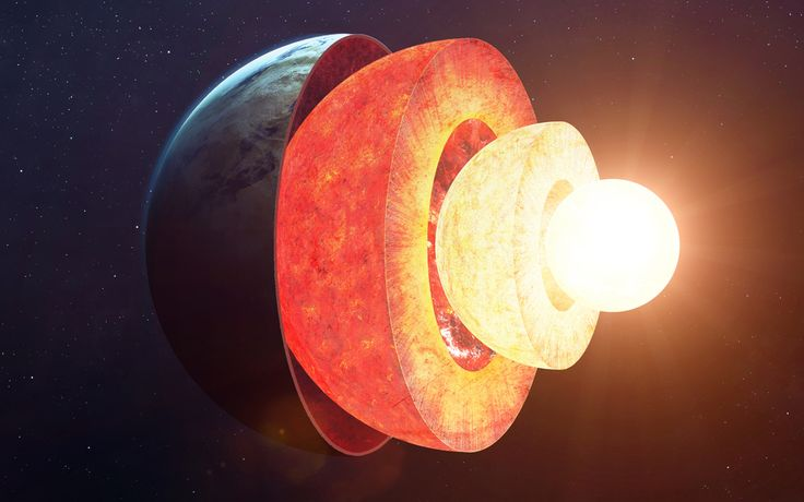 There is a lot that scientists don't know about the mantle, the partly molten, partly solid layer of Earth that makes up 84 percent of the planet's volume.