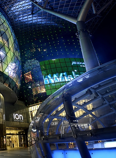 ION Orchard Singapore. The Queen of Malls at Orchard...   Flickr - Photo Sharing!