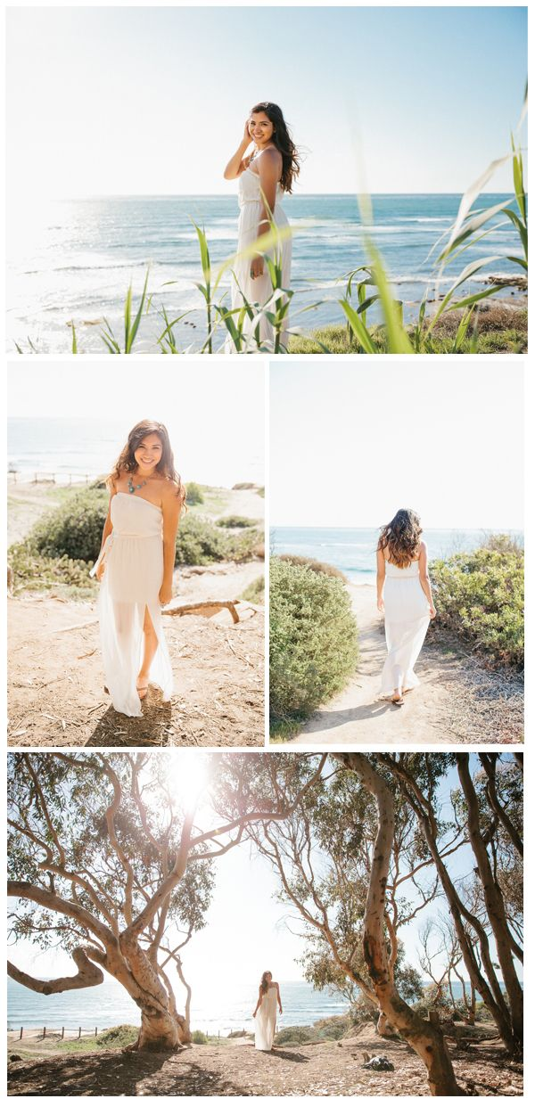 Sunset Cliffs in Ocean Beach Senior Session | San Diego Senior Portrait Photographer | Paige Nelson Photography