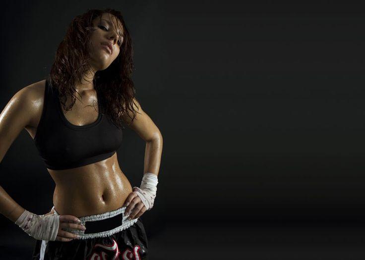 # # # Pruebe esta boxeo Abs Challenge y ver sus apriete panza! # # #