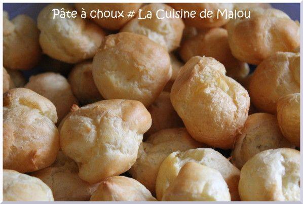 Pâte à choux, la recette inratable pour des choux moelleux et gonflés