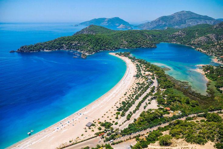 awesome Лучшие песчаные пляжи Турции: топ-10 потрясающих мест для отдыха