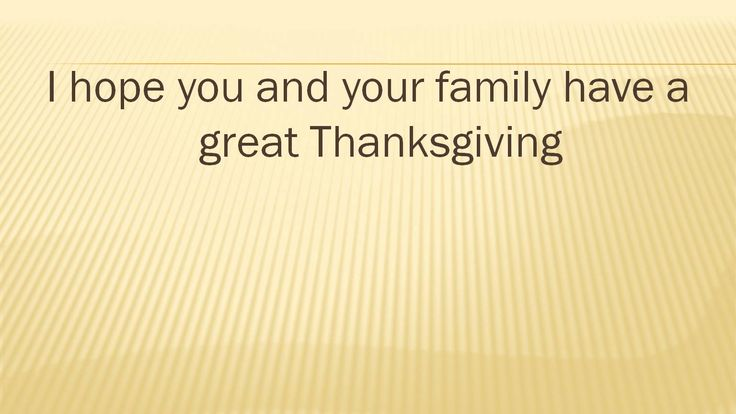 Thanksgiving Card Messages: What to Write in a Card