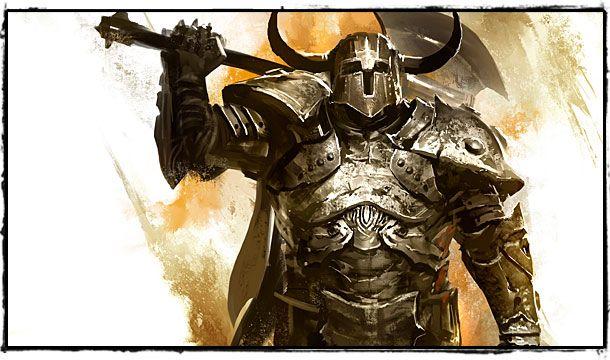 Warrior looking good.