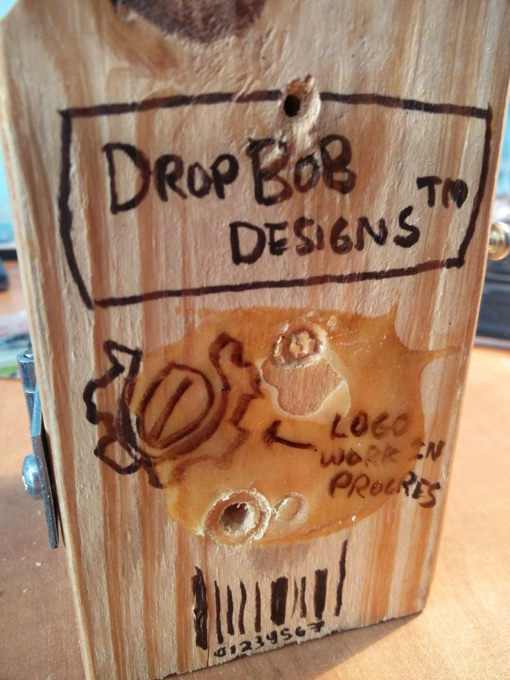 DropBOB Designs is devoted to unique, handcrafted designs. A small-scale business w/ grand ideas! Latest: Closed Loop Cold Drip Coffee Maker