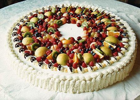 Classic italian #wedding #cake