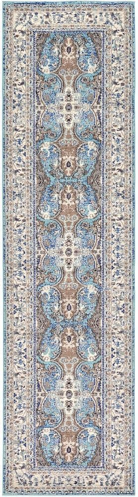 Tradition Light Blue Area Rug