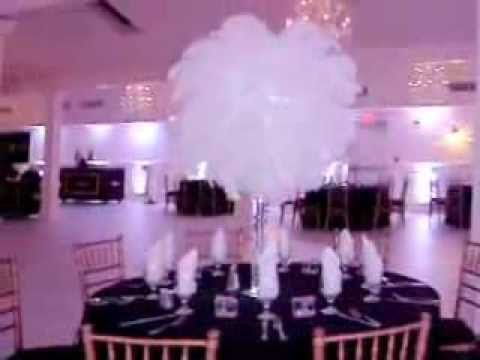 120 best wedding centerpiece rentals in ny nj pa ct images on rent white ostrich feather centerpieces by sweet 16 candelabras call junglespirit Gallery