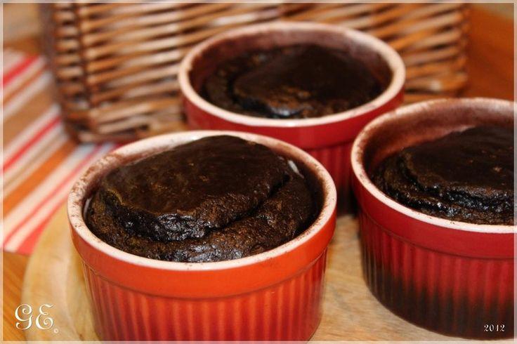 Krémes csokoládéfelfújt - Gluténmentesen, egészségesen! - Gluténmentes, cukormentes, paleo receptek