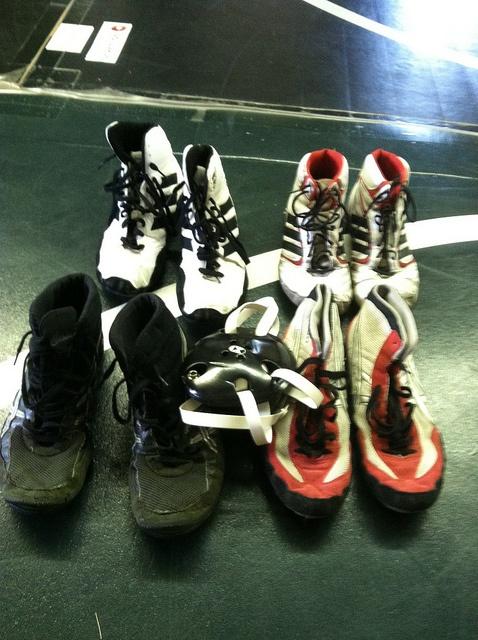 wrestling shoes for sale