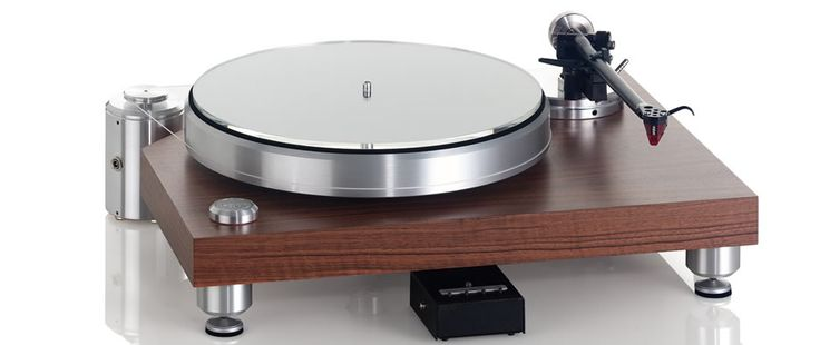 High-End Turntables in Exclusive Designs by Experts: Acoustic Solid