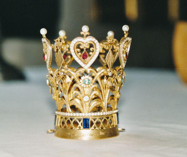 Rättvik Church crown