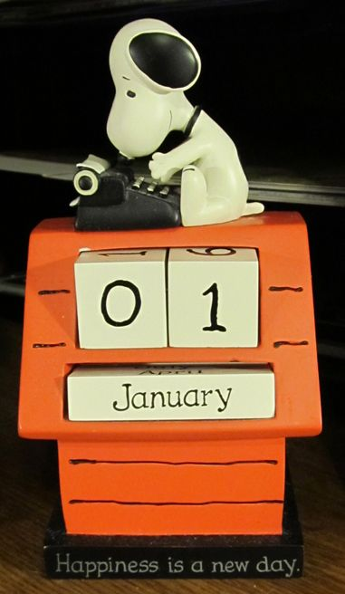 Another year to love Snoopy!