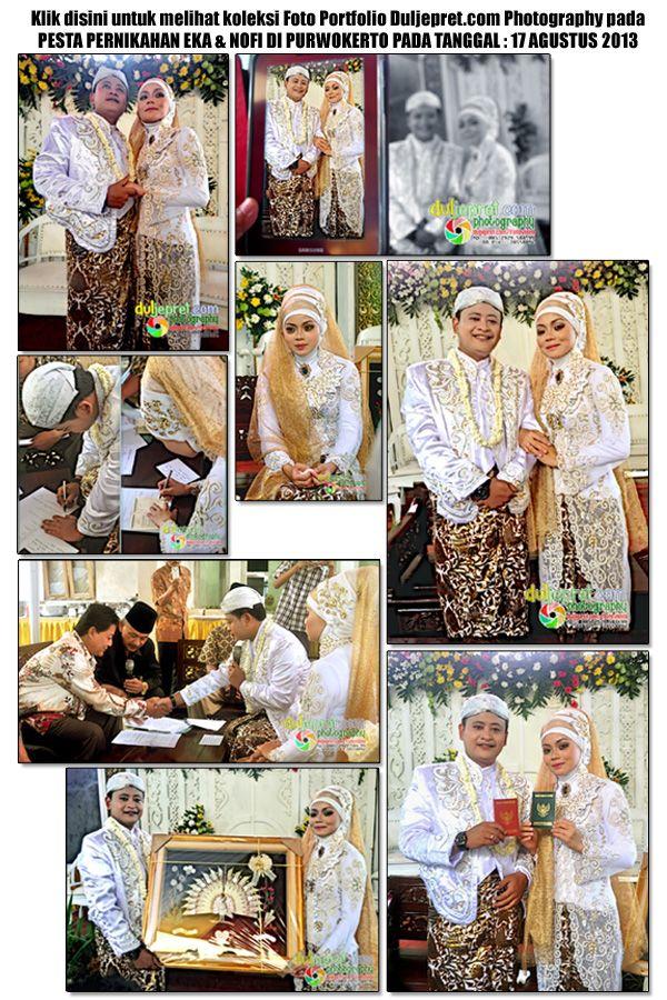 [Portfolio Duljepret] Foto Resepsi Pernikahan Eka & Nofi, Make Up & Busana oleh Ozi Rias Pengantin | blog.duljepret.com