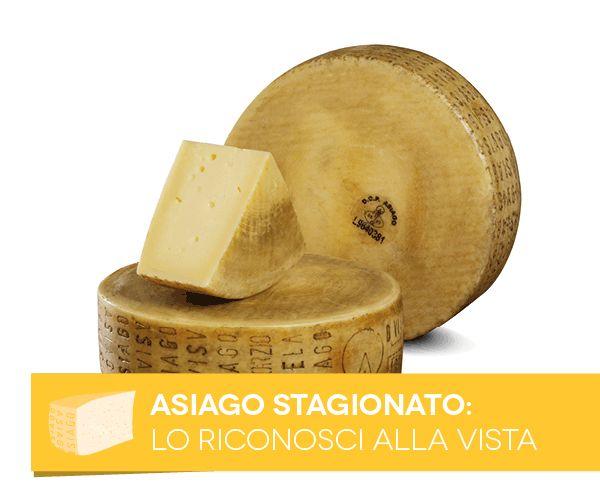 Come riconoscere il nostro Asiago stagionato alla vista? Sul bordo della forma presenta la marchiatura #Asiago! Scoprite l'unicità e la personalità di questo formaggio su http://www.asiagocheese.it/it/formaggio/asiago-stagionato/