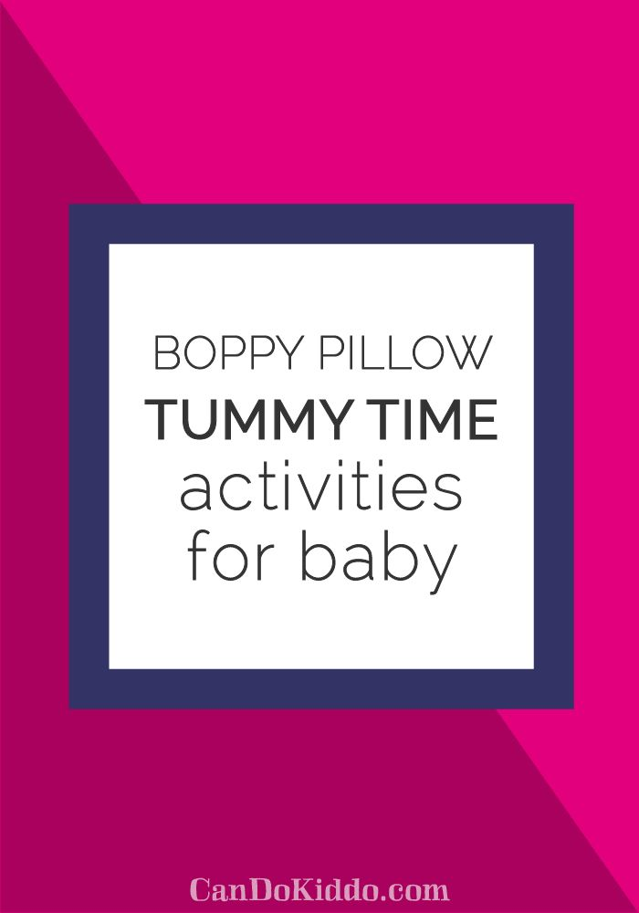 Great ideas for babies who don't LOVE Tummy Time (and useful for those who do). Creative, simple developmental play ideas from a pediatric OT. CanDoKiddo.com