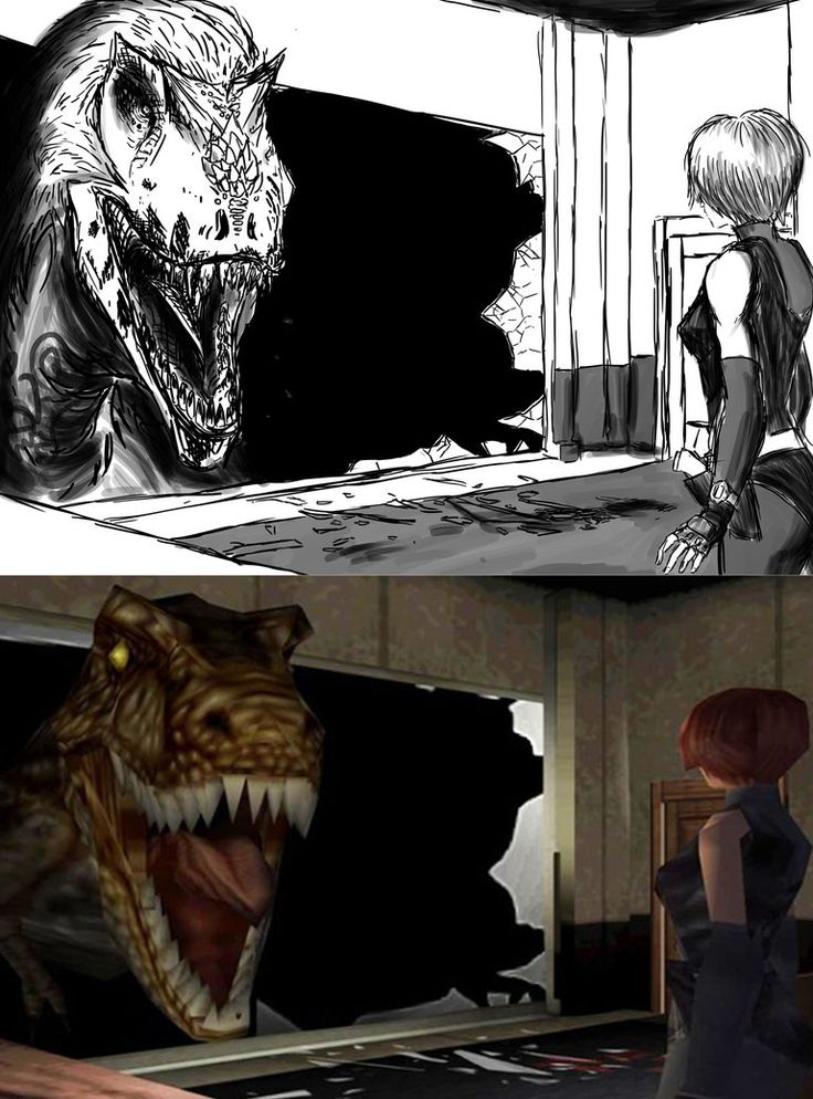 Dino Crisis by slowusaurus.deviantart.com on @DeviantArt