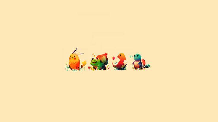 Pokemon Desktop Wallpaper