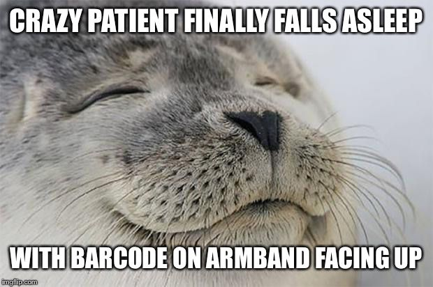 Love when it happens on nights...or just any shift                              …