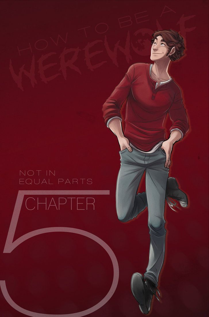 Chapter 5 cover for How to be a Werewolf