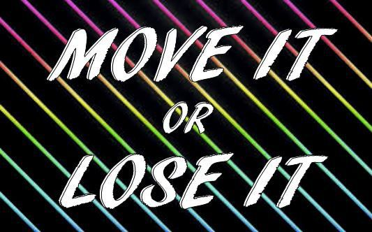 Move It or Lose It - divide kids into teams, have them race against each other to organize themselves in a particular order (height, age, etc.)