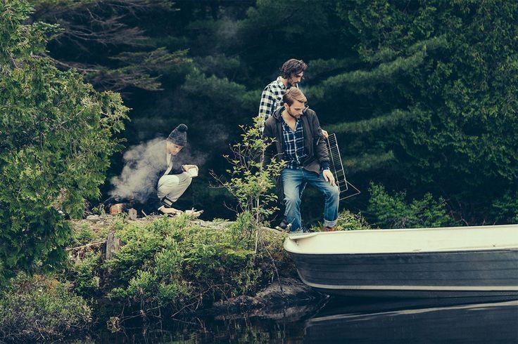 Reserved YFL Man AW16 #chillin'#lake#wood