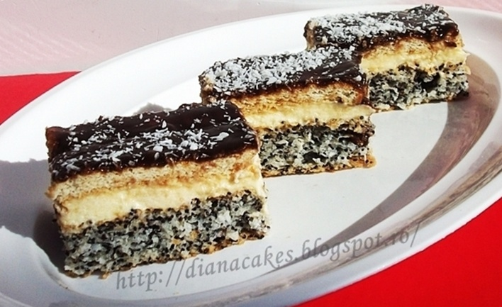 dian@'s cakes: Prajitura Tosca