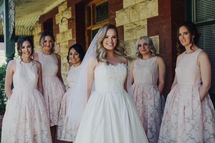 Cast in Colour - Bridesmaids Melbourne Photography