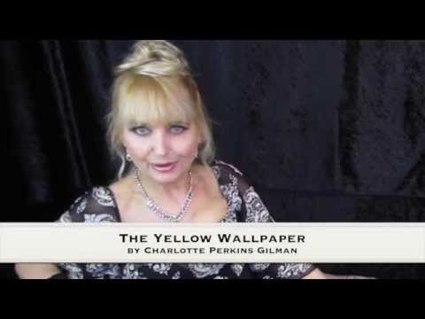 ♥ In The Trudy Lite Boudoir - The Yellow Wallpaper by Charlotte Perkins ...