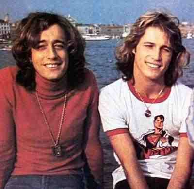 robin and andy gibb