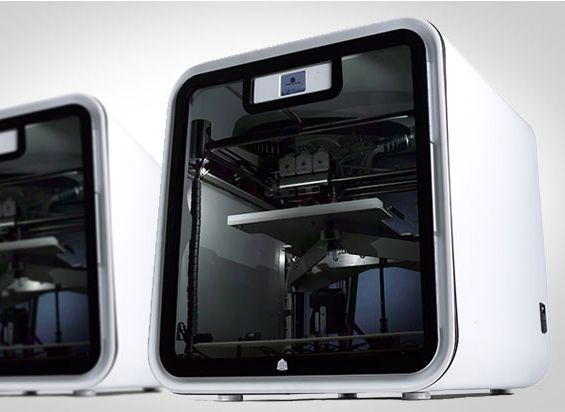 3D System Introduces Two New Affordable 3D Printers > ENGINEERING.com