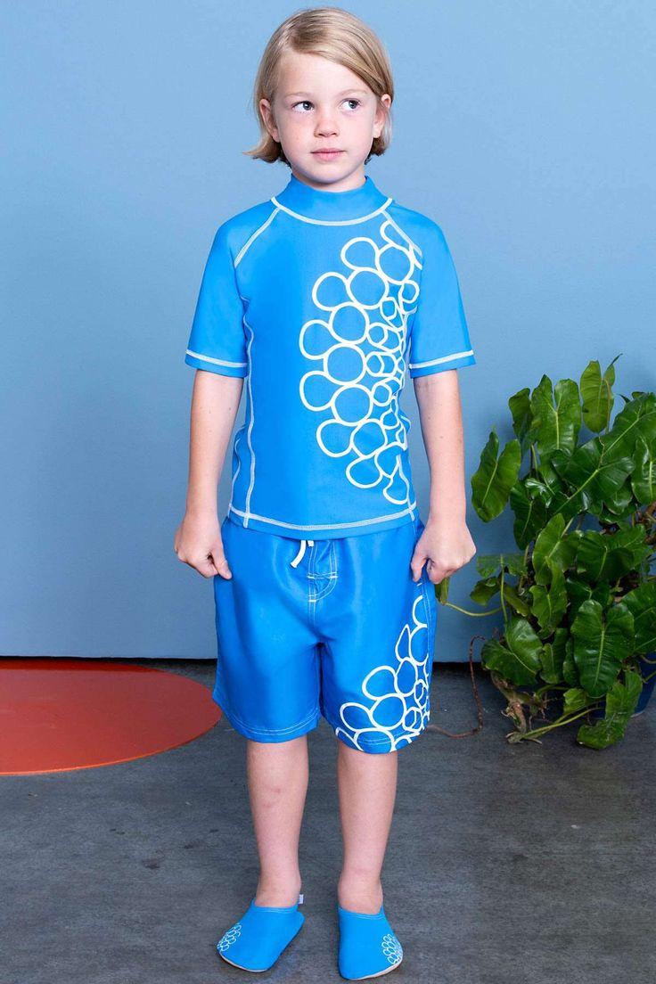 Expo 2020 dubai boys kidsyouth rashguard short sleeve