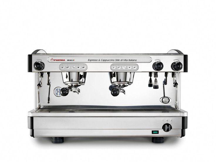 Faema e98 2 group automatic commercial espresso machine