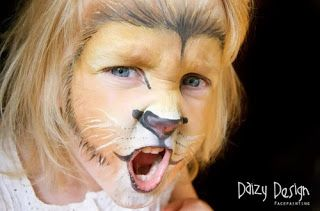 LLUVIA DE IDEAS: Recursos: Maquillaje infantil para disfrazarse en Halloween