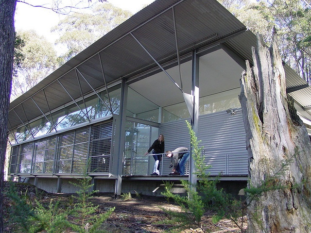 Glenn Murcutt's Simpson-Lee House by late modernist, via Flickr