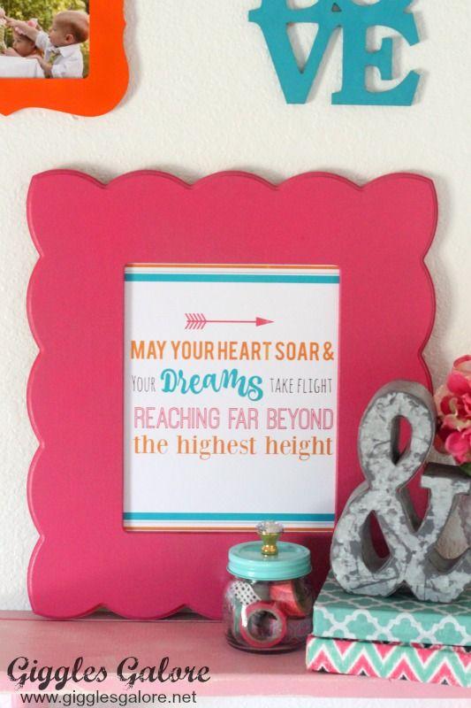 67 best decorate: girls bedroom ideas images on pinterest