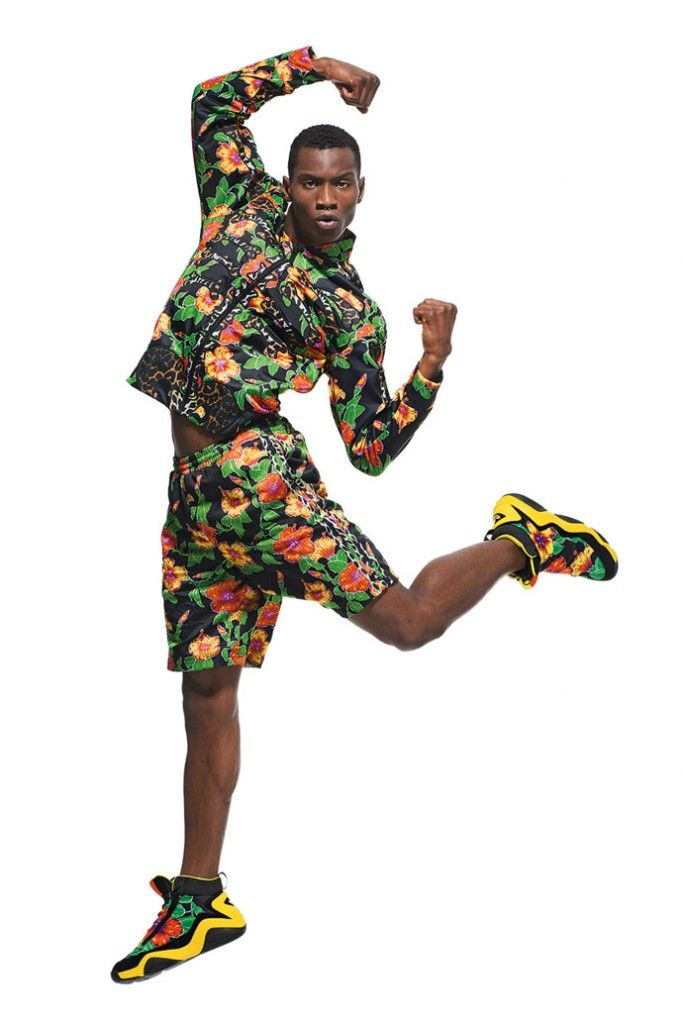 adidas Originals by Jeremy Scott ジェレミー スコット 2014SSコレクション Lookbook | FABmedia
