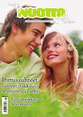 Nuotta 4/2008  Nuotan numero 4/2008 käsittelee parisuhteita, avioliittoa, seurakuntaan tulemista sekä kauneutta. Lehdessä puhutaan myös Japanista, eikä gospel jää suinkaan taka-alalle.