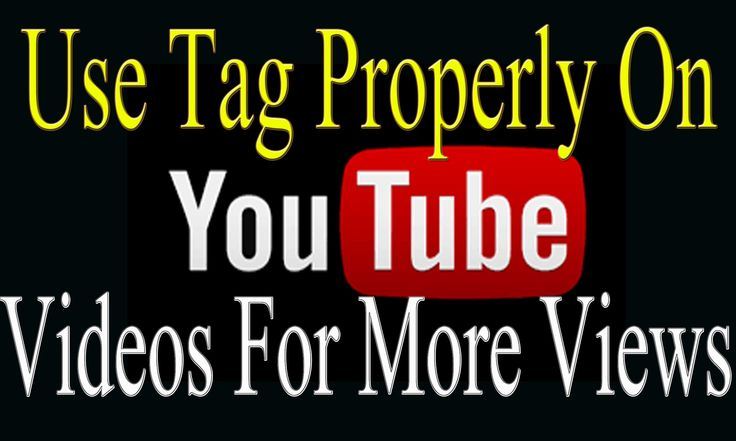 how to create tags on youtube