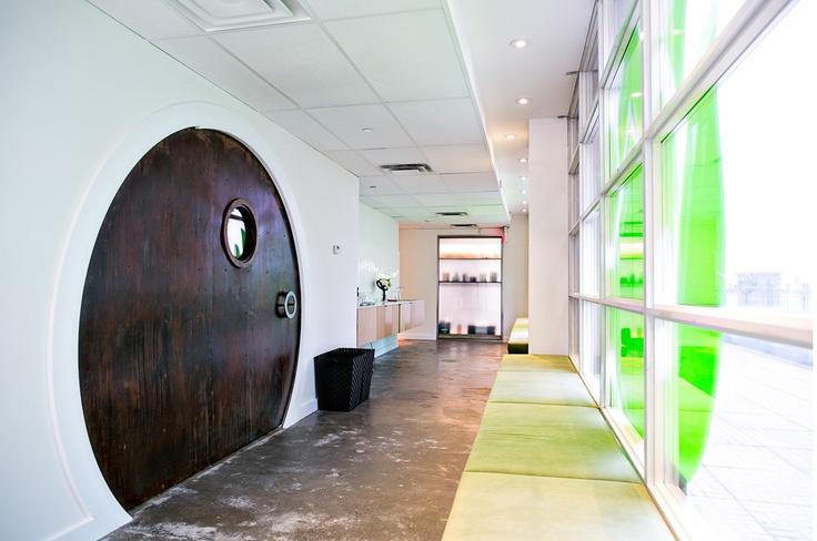 17 best images about chopra yoga centre on pinterest for Door design lab