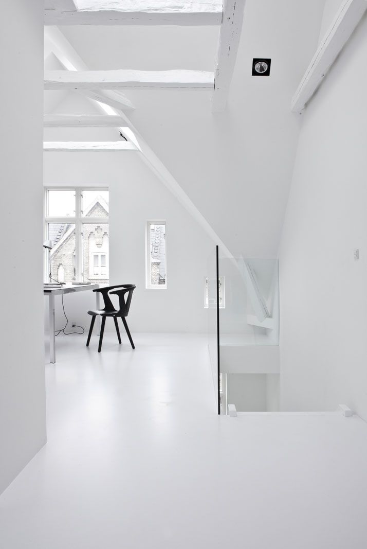 = Townhouse by Norm Architects In Copenhagen = Yatzer