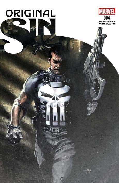 Punisher Original Sin #Punisher #Marvel
