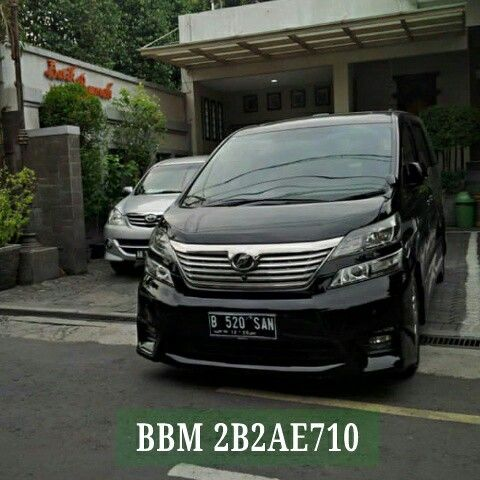 Rental Alphard Solo - All in Murah Telp. 082243439356
